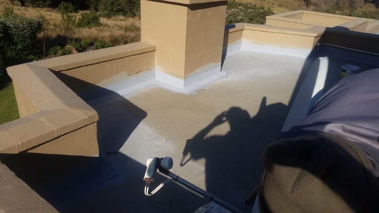 waterproof home roof