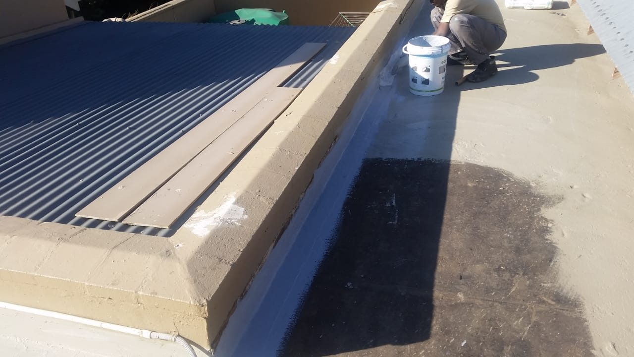 concrete roof repairs in durban