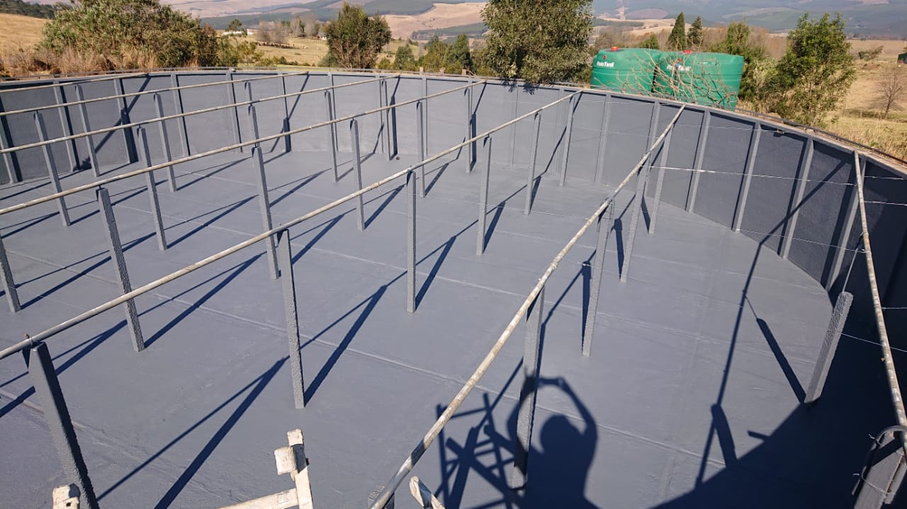 concrete water proofing durban