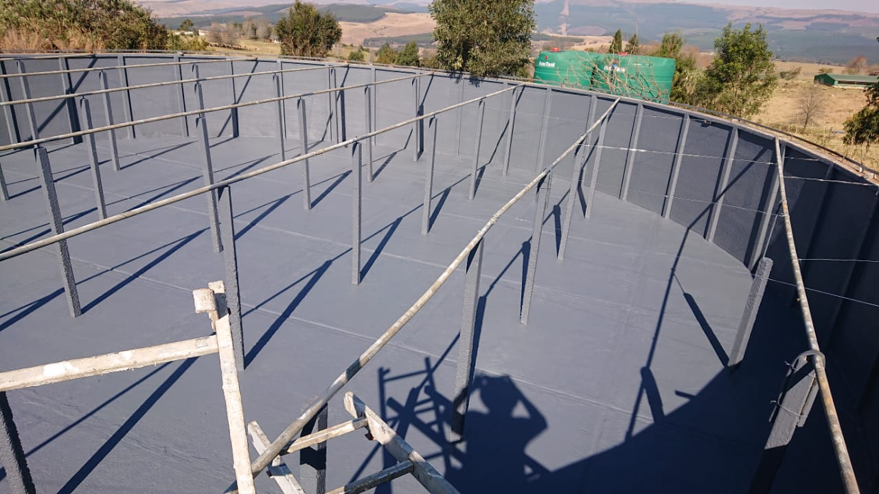 concrete water proofing